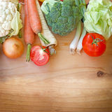 Sunt äta - sund mat fotografering för bildbyråer