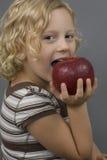 sunt barn Fotografering för Bildbyråer