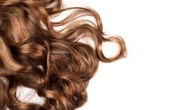 sunt hår Arkivfoto