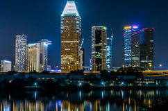 Suntec City Royalty Free Stock Photos