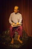 Sunthorn Phu ist der berühmteste thailändische Dichter Stockfoto
