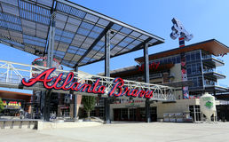 Image result for royalty free photo of suntrust park