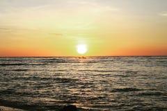 sunup Image libre de droits
