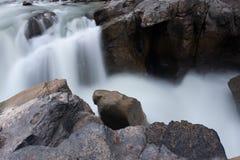 Sunwapta Falls Stock Images
