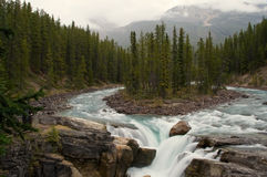 Free Sunwapta Waterfalls, AB, Canada Stock Photos - 16143443