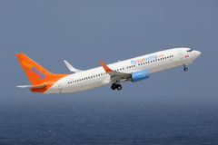 Sunwing Boeing 737-800 Stock Images