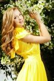 Suny girl Royalty Free Stock Image