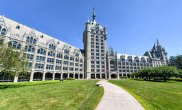 Free SUNY System Administration Building Stock Photo - 43526210