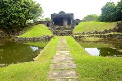 Sunyaragi Cave Cirebon Royalty Free Stock Image