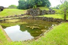 Sunyaragi Cave Cirebon Royalty Free Stock Photo