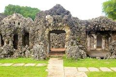 Sunyaragi-Höhle Cirebon Lizenzfreies Stockbild