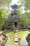 Sunyaragi-Höhle Cirebon Stockfotografie