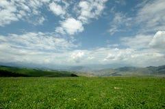 Suoerbasitao scenery. In Xinjiang China Royalty Free Stock Photo