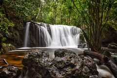 Suoi Tranh waterfall Royalty Free Stock Photography