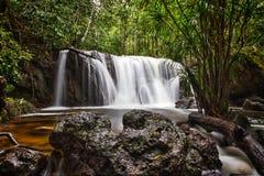 Suoi Tranh waterfall. In Phu Quoc, Vietnam Royalty Free Stock Photography