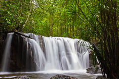 Suoi Tranh waterfall in Phu Quoc, Stock Image