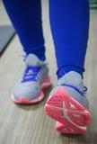 Suola di scarpa sportiva Fotografia Stock