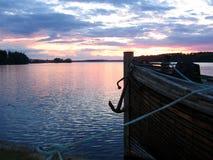 Suolahti junio Foto de archivo libre de regalías