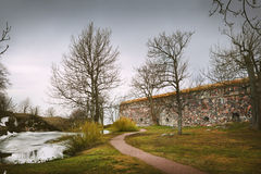 Suomenlinna Royalty Free Stock Image