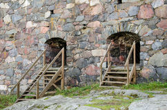 Suomenlinna. Royalty Free Stock Images