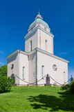Suomenlinna church Stock Photos