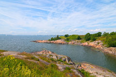 Suomenlinna. Finland. Stock Photo