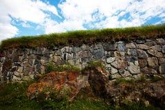 Suomenlinna forteca Obrazy Royalty Free
