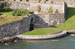 Suomenlinna fortress, Finland Stock Photography
