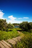 Suomenlinna fortress in Helsinki, Finland Royalty Free Stock Photography