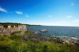 Suomenlinna fortress Royalty Free Stock Photography