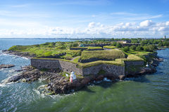 Suomenlinna, Helsinki, Finland. Royalty Free Stock Images