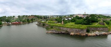 Suomenlinna Royalty Free Stock Images