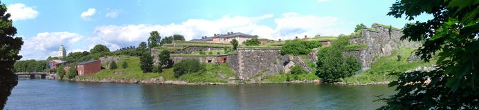 Suomenlinna Royalty Free Stock Photo
