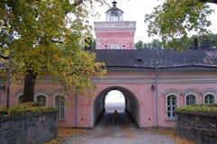 Suomenlinna-Insel, Helsinki Lizenzfreies Stockbild