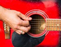 Suoni di musica Fotografia Stock