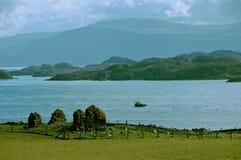 Suono di Iona, Scozia Immagini Stock Libere da Diritti