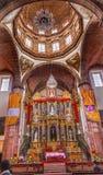 Suore San Miguel de Allende Mexico di immacolata concezione del convento Fotografia Stock