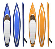 Sup boards Stock Images