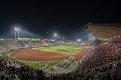 Supachalasai体育场 免版税库存照片