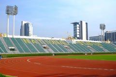 Supachalasai Statium nacional de Tailândia Foto de Stock Royalty Free