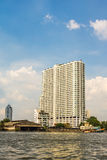 Supalai River Place condominium Stock Photo