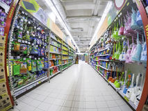Supemarket Stock Photography