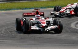 Super Aguri F1 SA07 Anthony Da Royalty Free Stock Images