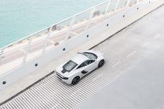 Super auto Royalty-vrije Stock Afbeeldingen