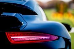 Super auto Stock Foto