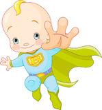 Super Baby Royalty Free Stock Photography