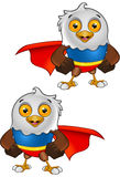 Super Bald Eagle Character - 1 Stock Photography
