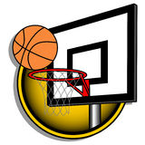 Super basket Royalty Free Stock Photography