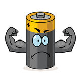Super Battery Stock Photography