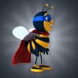 Super bee royalty free illustration